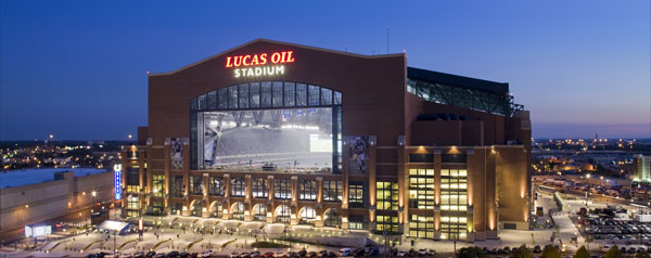 Rocks Football will play at Lucas Oil