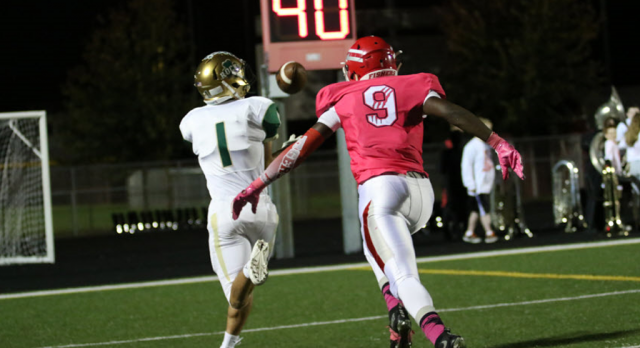 Westfield High School Varsity Football beat Fishers High School 31-24