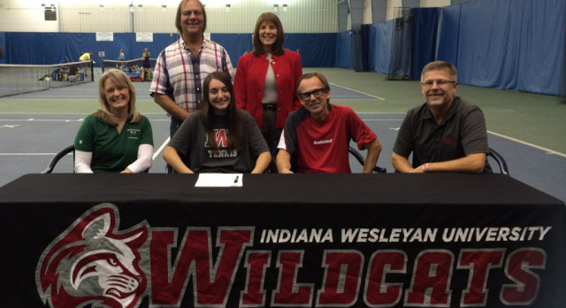 Moore Commits to Indiana Wesleyan