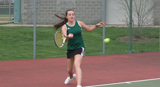 Westfield Varsity Tennis falls to Zionsville 4-1