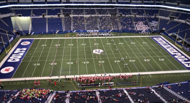 Westfield High School Varsity Football beat Southport High School 21-14