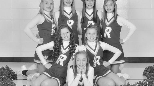 8th Gr. Cheerleading