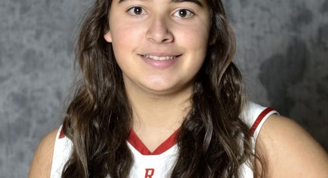 Meet Senior Softball Player Bea Alonso