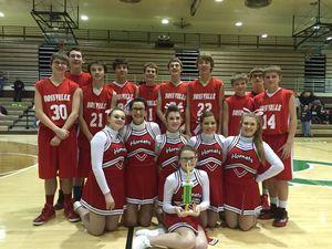 8th Grade County Champs