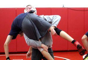 Hornets wrestling off to strong start