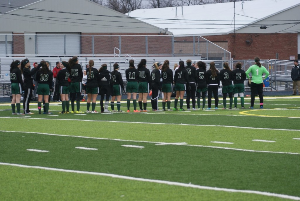 West Bloomfield Girls Soccer Wins OAA Blue Division Title