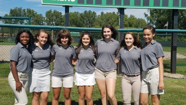 Girls Golf New