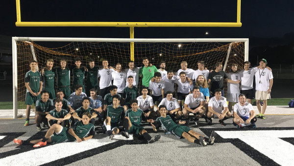 Alumni Soccer Photo