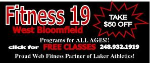 Fitness 19 West Bloomfield