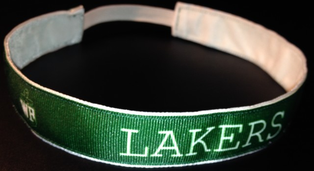 LAKER HEADBANDS ARE HERE!!