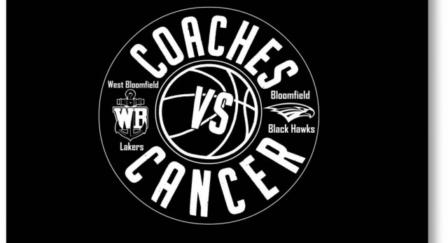 Coaches Vs. Cancer Basketball Game