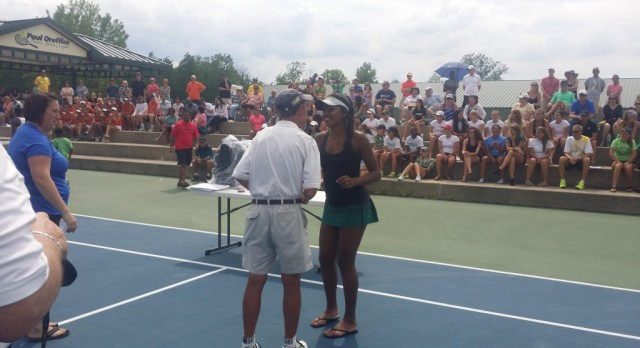 Anika Yarlagadda Girls Tennis State Champ