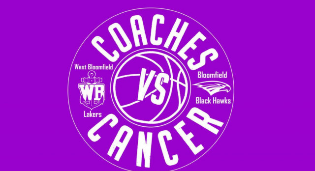 2nd Annual Coaches Vs. Cancer Game