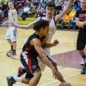Varsity Boys Basketball Playoffs vs Salem