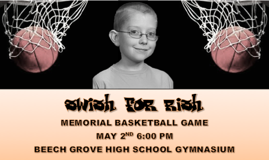 Swish for Rish Memorial Basketball Game