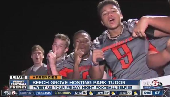 Friday Frenzy Get Hyped!