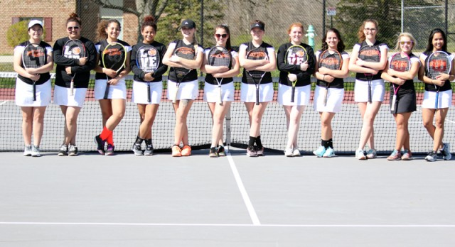 Varsity Girls Tennis Preview