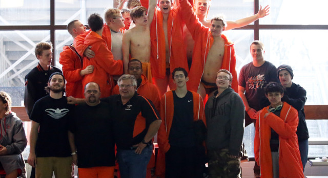 Boys Swim Team Dominance – 7 Years in a Row, ICC Champs!