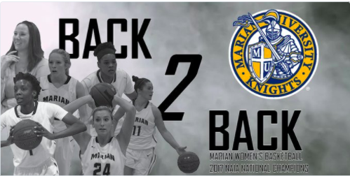 Gearlds & Parker Lead Marian Knights to Victory