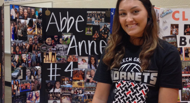 Vote for Abbe Ferrer: 'I am Sport Award' presented by Nike