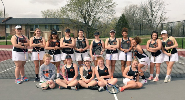 Matt's Minutes – girls tennis advances in county & boys baseball defeats Chatard