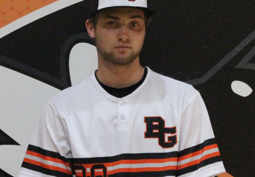 Kole Aping selected to the All-Marion County Baseball team!