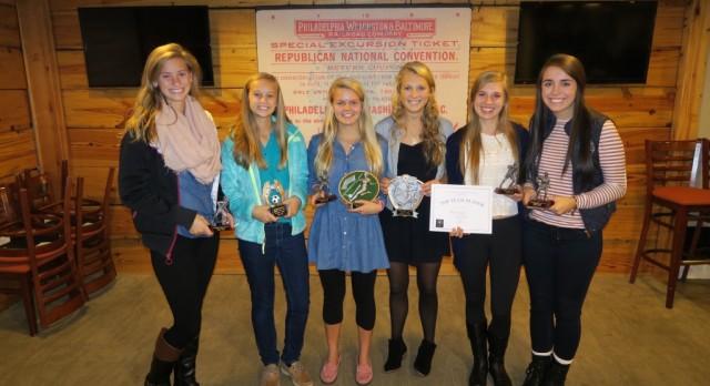 OA Girls Soccer Awards!