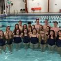 OA Boys and Girls Swim Team 2015-2016