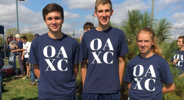 Semi-State Cross Country Qualifiers Representing OA