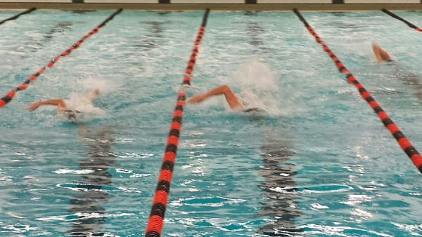 Feb 1 Boys Swim Dive Ottawa Hills Invite Allegan