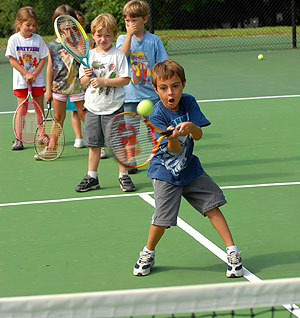 2014 Allegan Summer Tennis Information