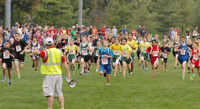 Middle School Cross Country Starts Aug. 25