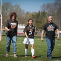 Girls Soccer Parents Day 5/2/15