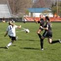 JV Girls Soccer vs. GR Covenant Christian 5/2/15