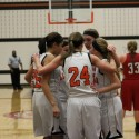 Girls Basketball vs. Paw Paw 1/15/16