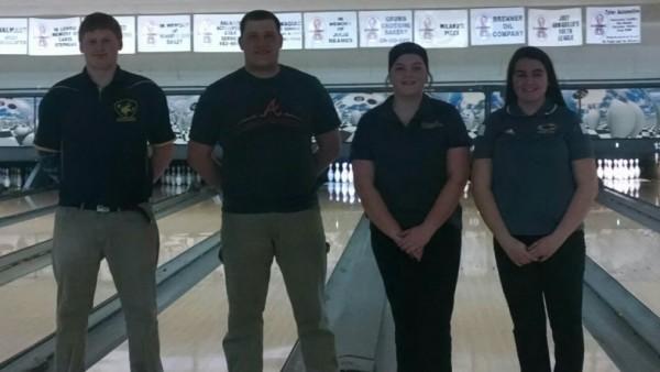Singles bowling tournaments