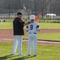 Varsity Baseball vs. Otsego 4/15/16