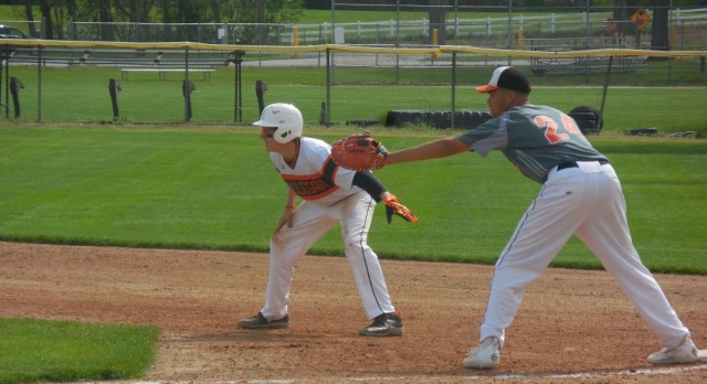 Baseball: Tigers fall twice at Coloma