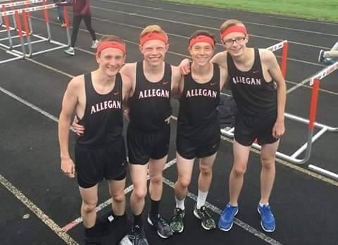Boys Track Regional: Passorelli State Qualifer