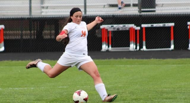 Girls Soccer: Allegan 8 South Haven 0