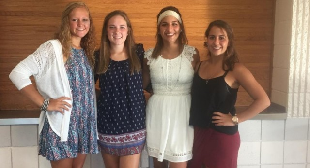 Girls Tennis: Rizqallah's All-State; Clark & Babbitt Honorable Mention
