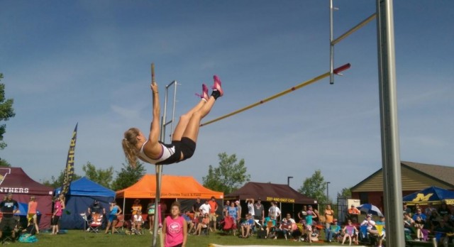 Track & Field State Finals: Isola All-State in Pole Vault