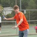 Boys Tennis Quad 8/24/16