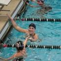 Girls Swimming vs. Portage Northern 8/19/16
