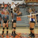Varsity Volleyball vs. Plainwell 9/22/16