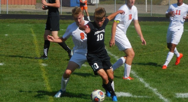 Boys Soccer: Tigers named to All-Conference team