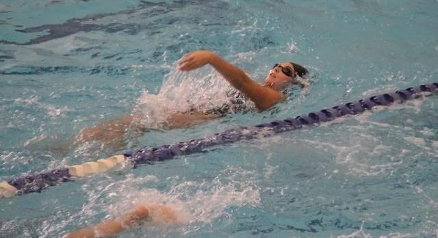 Girls Swimming: Harper Creek Invitational
