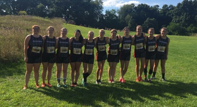 Cross Country: Conference Meet at Paw Paw