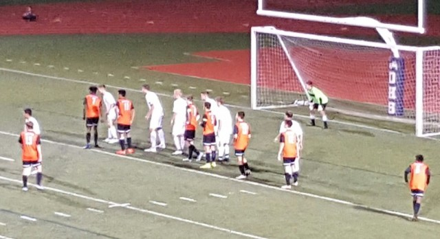 Boys Soccer Districts: Otsego 2 Allegan 0