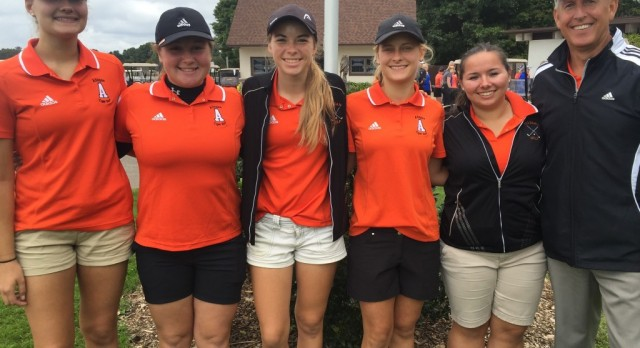 Girls Golf: Wolverine Conference Championships in South Haven